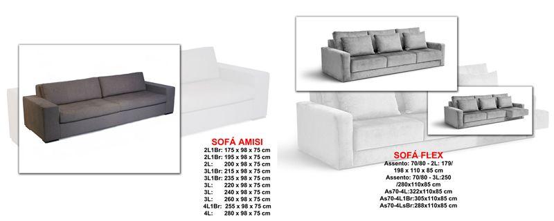 Tecto cat logo finish sof s for Catalogo tapicerias para sofas