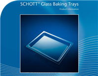 Schott Glass Baking Tray