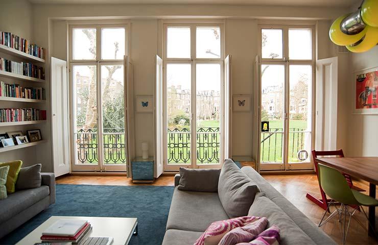 Apartamento en londres a blooming studio in notting hill - Apartamento en londres ...
