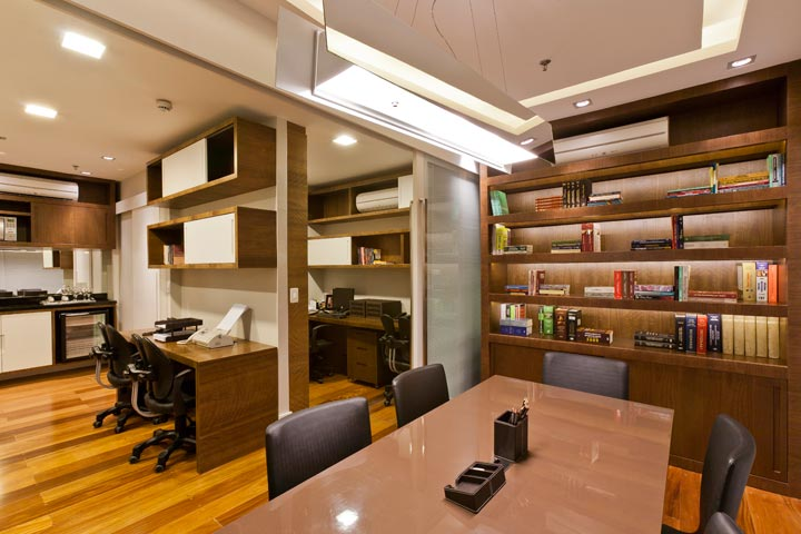 decoracao de interiores escritorio advocacia:Tecto Notícias: Projeto AMTF Advocacia