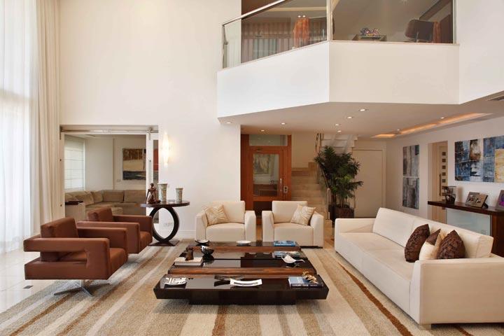 fotos de decoracao de interiores residenciais:Tecto Notícias: Ronaldo Borges