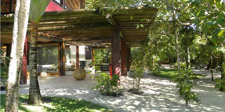 banco de jardim frases:Tecto Notícias: Jardim Naturalista