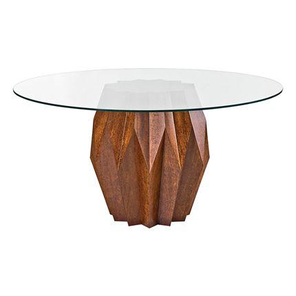 tecto produto artefacto mesa de jantar coluna catalan