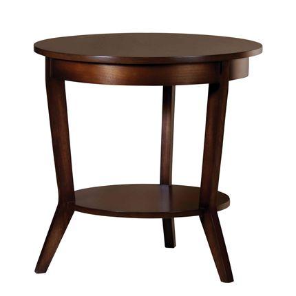 Tecto produto masotti mesa auxiliar redonda - Mesa auxiliar redonda ikea ...