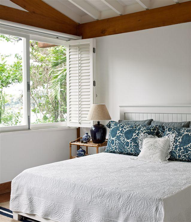 Tecto - Projetos - Residencial : Casa de Praia - Quarto de Casal