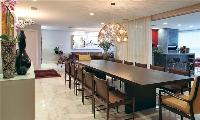 ... - Diversos : Sala de Jantar Anastasia Arquitetura - Sala de Jantar
